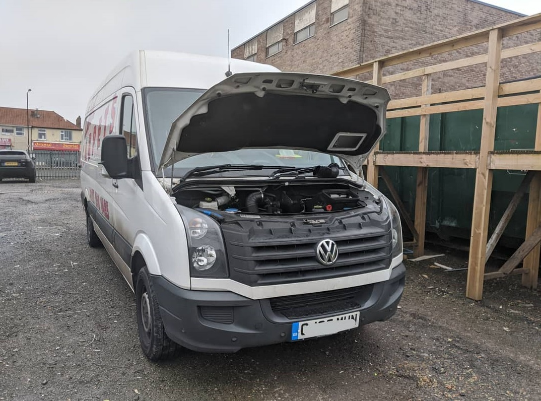 Commercial vehicles also fully maintained and serviced.